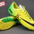Giày đinh dăm Nike Mercurial Vapor IX TF Xanh Vàng_small_0