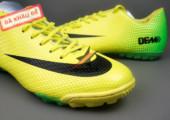 Giày đinh dăm Nike Mercurial Vapor IX TF Xanh Vàng gia re. Random