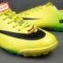 Giày đinh dăm Nike Mercurial Vapor IX TF Xanh Vàng_small_1