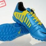 Giay da banh Nike CTR360 TF màu Xanh - giay da banh san co