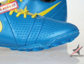 Giay da banh Nike CTR360 TF màu Xanh_big_2
