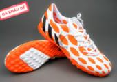 Giày đá bóng Adidas Predator TF Cam Trắng gia re. Random