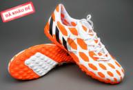 Giày đá bóng Adidas Predator TF Cam Trắng tai ha noi. Moi nhat
