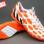 Giày đá bóng Adidas Predator TF Cam Trắng gia re. Moi nhat