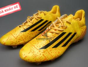 Giày bóng đá F50 Messi Vàng FG (Đã khâu đế)_big_1
