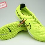 Giay da banh sân cỏ Nike Tiempo Legend V TF vàng 1