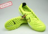 Giay da banh sân cỏ Nike Tiempo Legend V TF vàng gia re. Random