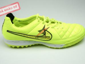 Giay da banh sân cỏ Nike Tiempo Legend V TF vàng_big_0
