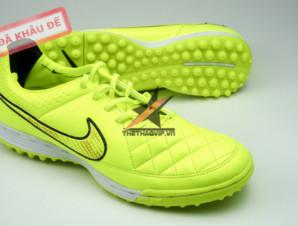 Giay da banh sân cỏ Nike Tiempo Legend V TF vàng_big_1