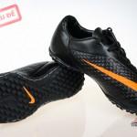 Giày đá banh sân nhân tạo Hypervenom Phelon TF Đen 1