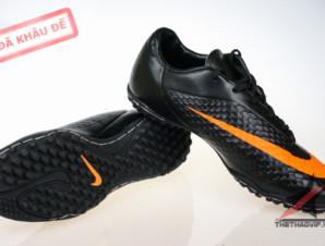 Giày đá banh sân nhân tạo Hypervenom Phelon TF Đen_big_0