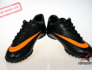 Giày đá banh sân nhân tạo Hypervenom Phelon TF Đen_big_1