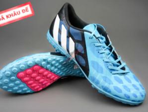 Giày bóng đá Predator Absolado xanh đen TF_big_0