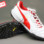 Giày bóng đá Puma 2 màu đỏ trắng TF new gia re. Moi nhat