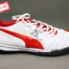 Giày bóng đá Puma 2 màu đỏ trắng TF new_small_1