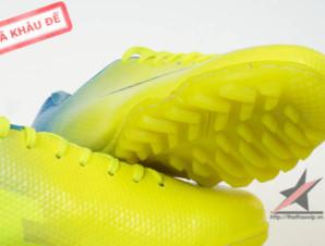 Giay da banh Nike Mercurial Vapor Superfly IX TF Vàng_big_3