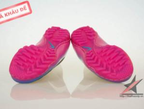 Giày đá banh Nike Mercurial Victory III CR TF Đen Tím_big_2