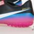 Giày đá banh Nike Mercurial Victory III CR TF Đen Tím_small_3