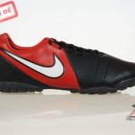 giay da banh san co nhan tao Nike ctr360 tf den do tai Ha Noi