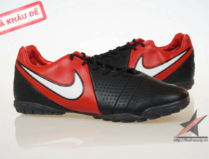 Giày đá banh Nike CTR360 TF – Đỏ Đen_big_1