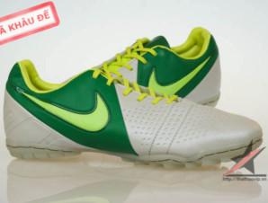 Giày đá banh Nike CTR360 TF – Trắng Xanh_big_1