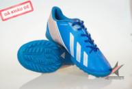giay bong da adidas, Giày đá banh Adidas adizero f50 TF Xanh 1