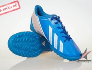 Giày đá banh Adidas adizero f50 TF Xanh 1_big_0