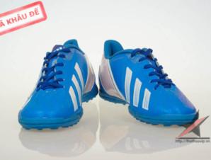 Giày đá banh Adidas adizero f50 TF Xanh 1_big_2