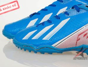 Giày đá banh Adidas adizero f50 TF Xanh 1_big_3