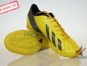 Giày bóng đá Adidas adizero f50 TF Vàng_big_0