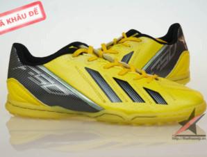Giày bóng đá Adidas adizero f50 TF Vàng_big_1