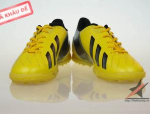 Giày bóng đá Adidas adizero f50 TF Vàng_big_2