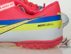 Giày đá banh Nike Mercurial CR New TF Da cam_big_3
