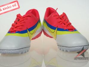 Giày đá banh Nike Mercurial CR New TF Da cam_big_1