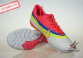 Giày đá banh Nike Mercurial CR New TF Da cam gia re. Random
