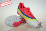 Giày đá banh Nike Mercurial CR New TF Da cam tai ha noi. Random