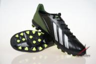 Giày đá banh Adidas adizero f50 AG đen xanh gia re. Xem nhieu