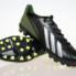 Giày đá banh Adidas adizero f50 AG đen xanh_small_0