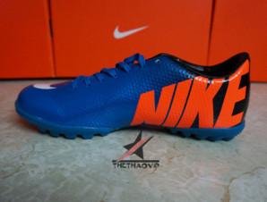 Giày đá banh Nike Mercurial Vapor Superfly IX TF Xanh_big_1