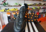 Giày đá banh Adidas 11Pro AG Đen Cam