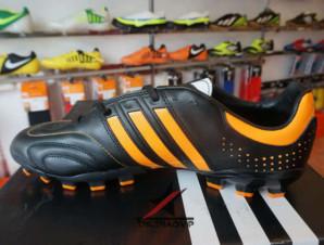 Giày đá banh Adidas 11Pro AG Đen Cam_big_0