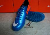 Giày đá banh Nike Mercurial Vapor Superfly IX TF Xanh gia re. Random
