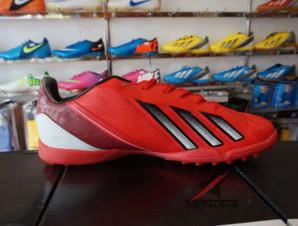 Giày đá banh Adidas adizero f50 TF màu Đỏ_big_1
