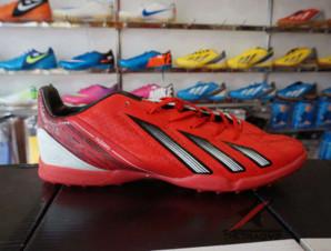 Giày đá banh Adidas adizero f50 TF màu Đỏ_big_2