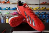 Giày đá banh Adidas adizero f50 TF màu Đỏ tai ha noi. Random