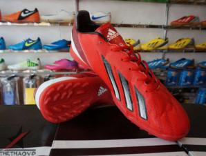Giày đá banh Adidas adizero f50 TF màu Đỏ_big_0
