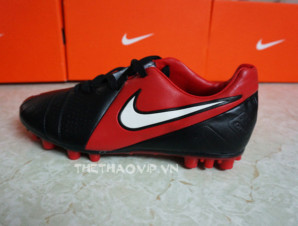 Giày đá banh Nike CTR360 AG – Đỏ Đen_big_2