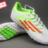 Giày đá bóng F10 Adizero TF Trắng Xanh_small_0