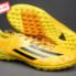 Giày bóng đá F50 Messi TF vàng_small_0