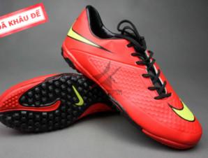 Giày đinh dăm Hypervenom Phelon TF Đỏ_big_0